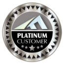 Platinum Customer Seal 130x130